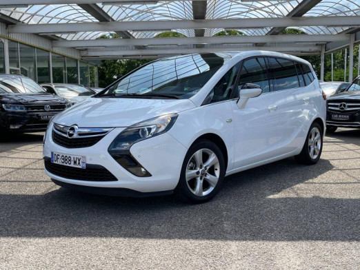 Used OPEL Zafira Tourer 1.6 CDTI 136 Cosmo Pack 7 places Garantie 1 an 2014 Blanc € 13,490 in Sélestat