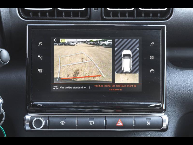 Occasion CITROEN C3 Aircross PureTech 110 Gps Clim Auto USB Bluetooth Garantie 1 an 2019 Natural White (O) 15990 € à Sélestat