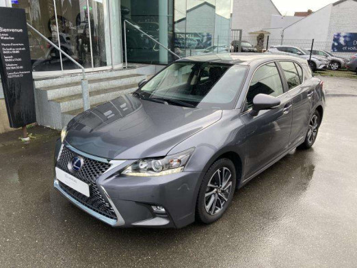 Used LEXUS CT 1.8 hsd Business Line + tech pack + 3 2019 ANTHRACITE € 20,900 in Wavre