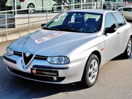 Occasion ALFA ROMEO 156 2.0 2.0i 16v TS 114 kW - Selespeed 2000 GREY 3500 € à Wavre