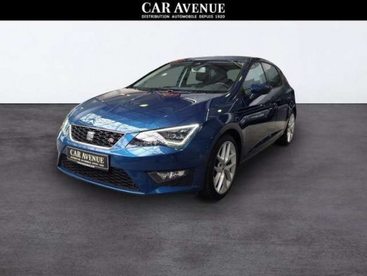 Used SEAT Leon TFSI FR 2015 BLUE € 13,690 in Wavre