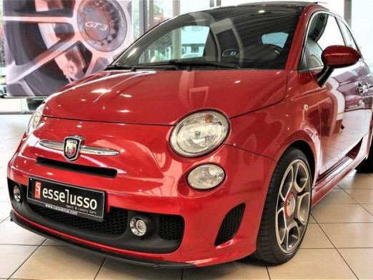Used ABARTH 500 1400 ABARTH 1.4 T-Jet 99kW 2015 RED € 11,690 in Wavre