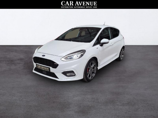 Used FORD Fiesta TDCI ST-Line 2019 WHITE € 13,490 in Wavre