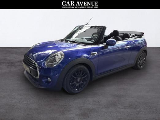Occasion MINI Cabrio 3 2019 BLUE 23990 € à Wavre