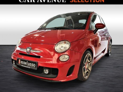 Occasion ABARTH 500 1400 ABARTH 1.4 T-Jet 99kW 2015 RED 10990 € à Wavre