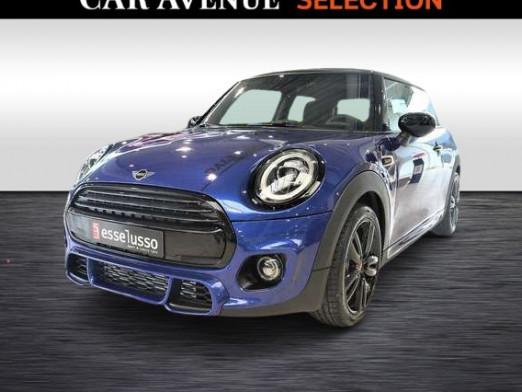 Occasion MINI Mini 1.5 1.5i 100 kW - Dalston + JCW Pa 2021 BLUE 25490 € à Wavre