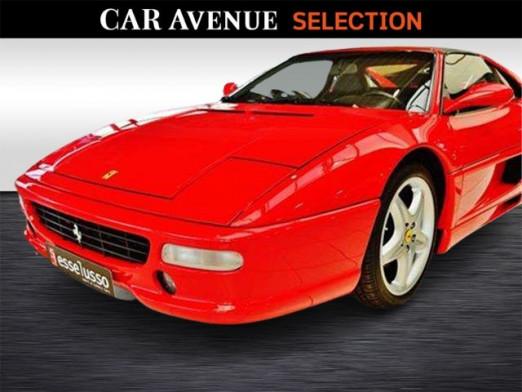 Occasion FERRARI F 355 GTS 1994 RED 84900 € à Wavre