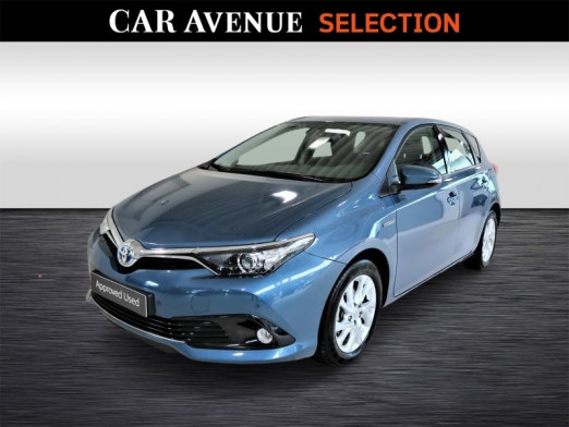 Used TOYOTA Auris 1.8 HSD 73 kW - Comfort 2016 BLUE € 14,490 in Wavre