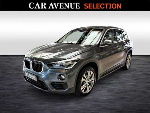 Occasion BMW X1 1.5d 85 kW sDrive16d 2017 GREY 20590 € à Wavre