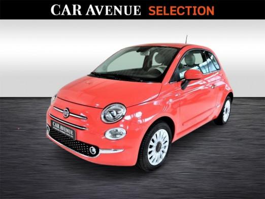 Occasion FIAT 500 1.2i 51 kW Lounge 2019 ORANGE 10490 € à Wavre