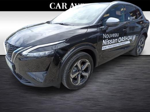 Occasion NISSAN Qashqai 1.3 XTRONIC 2WD MY21 PREMIERE EDIT  BLACK 31788 € à Wavre
