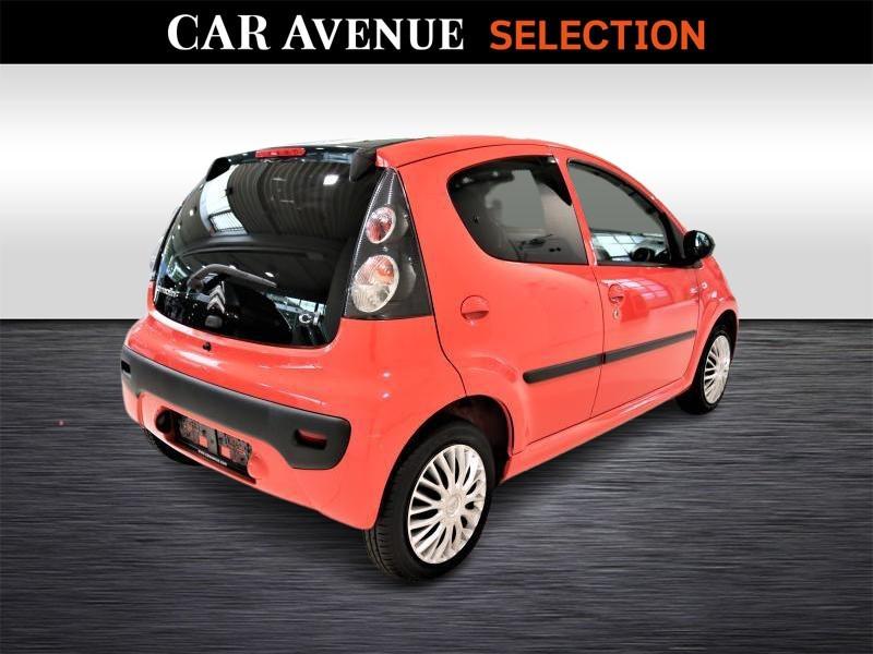 Occasion CITROEN C1 1.0i 50 kW Confort 2014 GREY 5990 € à Wavre