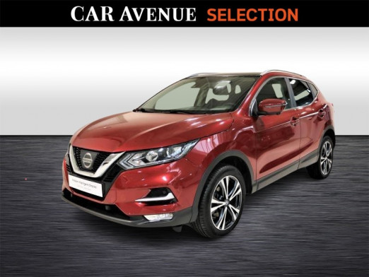 Used NISSAN Qashqai 1.5 dCi 81 kW N-Connecta + Design Pack 2018 RED € 17,490 in Wavre