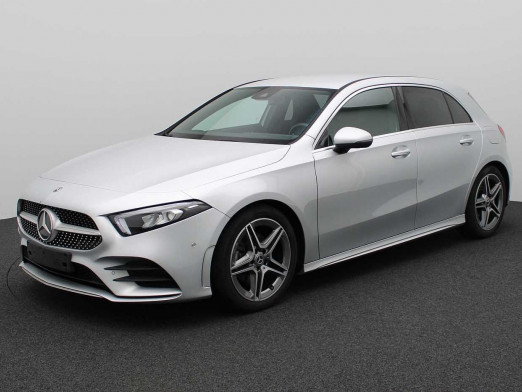 Used MERCEDES-BENZ Classe A A 180 d 2018 Argent € 30,890 in Namur